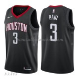 Camisetas Baloncesto Niños Houston Rockets 2018 Chris Paul 3# Statement Edition