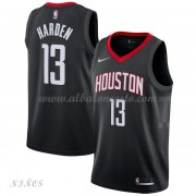 Camisetas Baloncesto Niños Houston Rockets 2018 James Harden 13# Statement Edition..