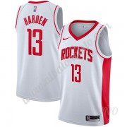 Camisetas NBA Niños Houston Rockets 2019-20 James Harden 13# Blanco Association Edition Swingman..