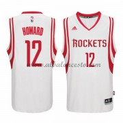 Camisetas Baloncesto NBA Houston Rockets 2015-16 Dwight Howard 12# Home..