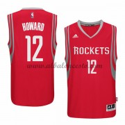 Camisetas Baloncesto NBA Houston Rockets 2015-16 Dwight Howard 12# Road..