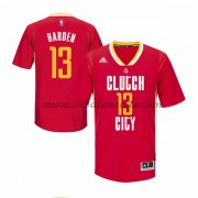 Camisetas NBA Baratas Houston Rockets 2015-16 James Harden 13# Pride..