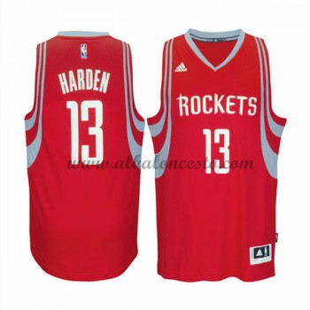Camisetas Baloncesto NBA Houston Rockets 2015-16 James Harden 13# Road