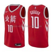 Camisetas Baloncesto NBA Houston Rockets 2018  Eric Gordon 10# City Edition..