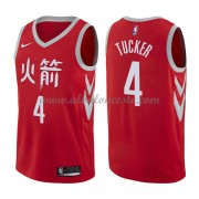 Camisetas Baloncesto NBA Houston Rockets 2018  P.J. Tucker 2# City Edition..