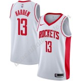 Camisetas Baloncesto NBA Houston Rockets 2019-20 James Harden 13# Blanco Association Edition Swingman