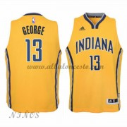 Camisetas Baloncesto Niños Indiana Pacers 2015-16 Paul George 13# NBA Alternate..