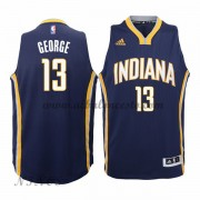 Camisetas Baloncesto Niños Indiana Pacers 2015-16 Paul George 13# NBA Road..