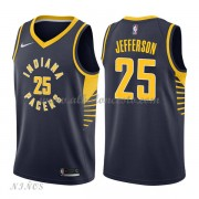 Camisetas Baloncesto Niños Indiana Pacers 2018 Al Jefferson 25# Icon Edition..