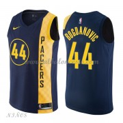 Camisetas Baloncesto Niños Indiana Pacers 2018 Bojan Bogdanovic 44# City Edition..