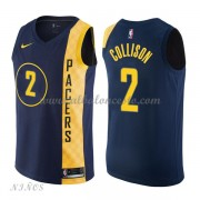 Camisetas Baloncesto Niños Indiana Pacers 2018 Darren Collison 2# City Edition..