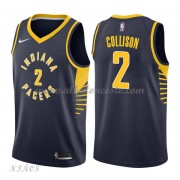 Camisetas Baloncesto Niños Indiana Pacers 2018 Darren Collison 2# Icon Edition..