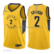 Camisetas Baloncesto Niños Indiana Pacers 2018 Darren Collison 2# Statement Edition..