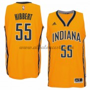 Camisetas Baloncesto NBA Indiana Pacers 2015-16 Roy Hibbert 55# Alternate..