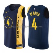 Camisetas Baloncesto NBA Indiana Pacers 2018  Victor Oladipo 4# City Edition..