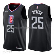 Camisetas Baloncesto Niños Los Angeles Clippers 2018 Austin Rivers 25# Statement Edition..