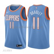 Camisetas Baloncesto Niños Los Angeles Clippers 2018 Avery Bradley 11# City Edition..