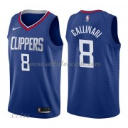 Camisetas Baloncesto Niños Los Angeles Clippers 2018 Danilo Gallinari 8# Icon Edition..