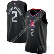 Camisetas NBA Niños Los Angeles Clippers 2019-20 Shai Gilgeous-Alexander 2# Statement Edition Swingm..