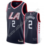 Camisetas NBA Niños Los Angeles Clippers 2019-20 Kawhi Leonard 2# Armada City Edition Swingman..