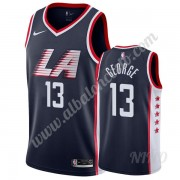 Camisetas NBA Niños Los Angeles Clippers 2019-20 Paul George 13# Armada City Edition Swingman..