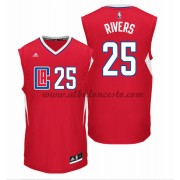 Camisetas Baloncesto NBA Los Angeles Clippers 2015-16 Austin Rivers 25# Road..