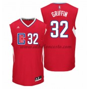 Camisetas Baloncesto NBA Los Angeles Clippers 2015-16 Blake Griffin 32# Road..