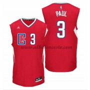 Camisetas NBA Baratas Los Angeles Clippers 2015-16 Chris Paul 3# Road..
