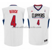 Camisetas Baloncesto NBA Los Angeles Clippers 2015-16 J.J. Redick 4# Home..