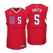 Camisetas Baloncesto NBA Los Angeles Clippers 2015-16 Josh Smith 5# Road..