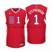 Camisetas Baloncesto NBA Los Angeles Clippers 2015-16 Lance Stephenson 1# Road..