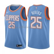 Camisetas Baloncesto NBA Los Angeles Clippers 2018  Austin Rivers 25# City Edition..