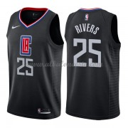 Camisetas Baloncesto NBA Los Angeles Clippers 2018  Austin Rivers 25# Statement Edition..