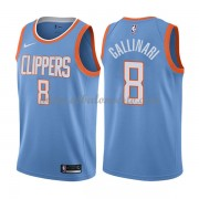 Camisetas Baloncesto NBA Los Angeles Clippers 2018  Danilo Gallinari 8# City Edition..