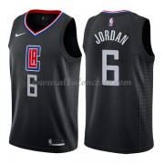 Camisetas Baloncesto NBA Los Angeles Clippers 2018  Deandre Jordan 6# Statement Edition..