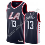 Camisetas Baloncesto NBA Los Angeles Clippers 2019-20 Paul George 13# Armada City Edition Swingman..