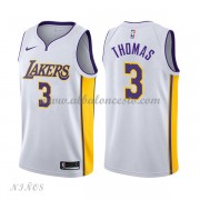 Camisetas Baloncesto Niños Los Angeles Lakers 2018 Isaiah Thomas 3# Association Edition..