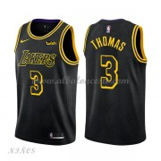 Camisetas Baloncesto Niños Los Angeles Lakers 2018 Isaiah Thomas 3# City Edition..