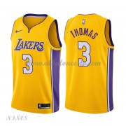 Camisetas Baloncesto Niños Los Angeles Lakers 2018 Isaiah Thomas 3# Icon Edition..