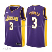 Camisetas Baloncesto Niños Los Angeles Lakers 2018 Isaiah Thomas 3# Statement Edition..