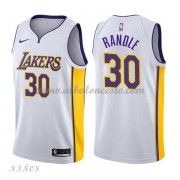 Camisetas Baloncesto Niños Los Angeles Lakers 2018 Julius Randle 30# Association Edition..