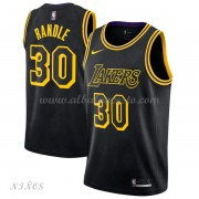 Camisetas Baloncesto Niños Los Angeles Lakers 2018 Julius Randle 30# City Edition..