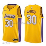 Camisetas Baloncesto Niños Los Angeles Lakers 2018 Julius Randle 30# Icon Edition..