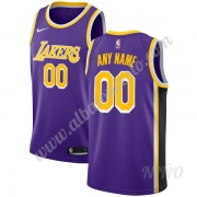 Camisetas NBA Niños Los Angeles Lakers 2019-20 Púrpura Statement Edition Swingman..