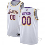Camisetas NBA Niños Los Angeles Lakers 2019-20 Blanco Association Edition Swingman..