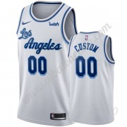 Camisetas NBA Niños Los Angeles Lakers 2019-20 Blanco Classics Edition Swingman..