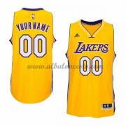 Camisetas Baloncesto NBA Los Angeles Lakers 2015-16 Gold Home