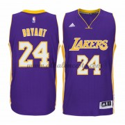 Camisetas NBA Baratas Los Angeles Lakers 2015-16 Kobe Bryant 24# Road..