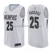 Camisetas Baloncesto NBA Memphis Grizzlies 2018  Chandler Parsons 25# City Edition..