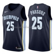 Camisetas Baloncesto NBA Memphis Grizzlies 2018  Chandler Parsons 25# Icon Edition..